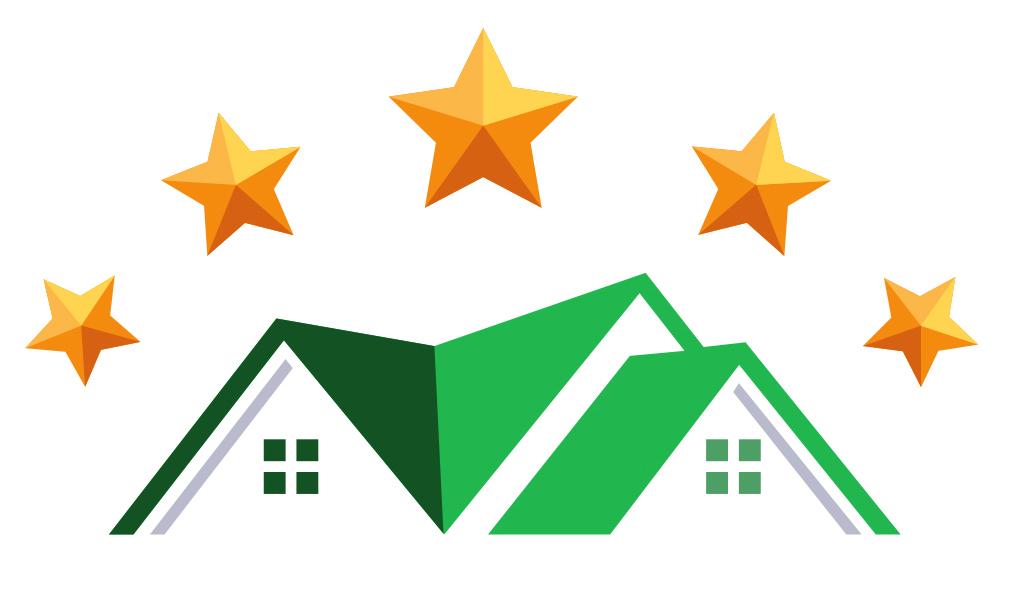 Top Rated General Contractors LA Logo Icon.